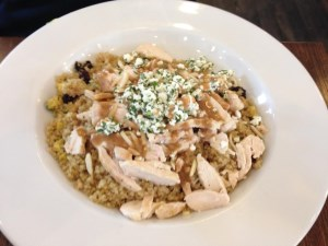 First Watch Cherry Chicken Quinoa