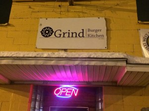 Grind Burger Kitchen Louisville KY