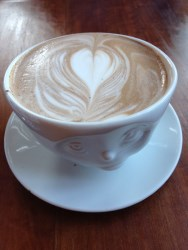 Hot Chocolate at MozzaPi