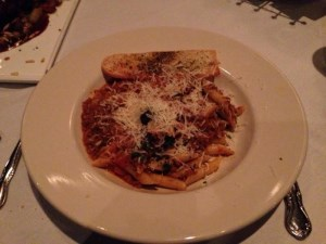 Volare Louisville Ky Penne Bolognese
