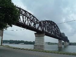 Big Four Bridge Opening