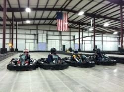 Blue Grass Indoor Karting