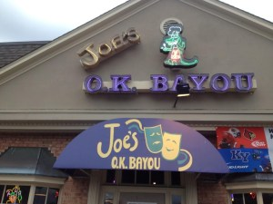 Joes Ok Bayou Louisville KY