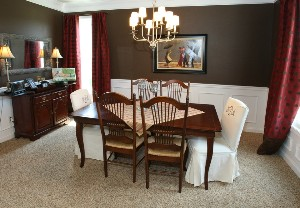 1001 Fruitwood Court Formal Dining Room