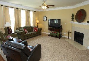 1001 Fruitwood Court Great Room