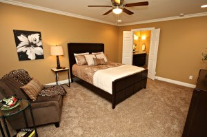 10237 Dorsey Pointe Master Bedroom