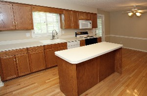 10711 English Oak Kitchen
