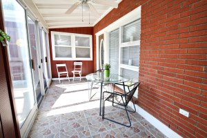 1202 Girard Enclosed Porch