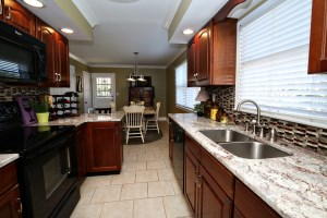 1202 Girard Kitchen