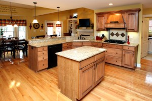 124 Waterstone Way Kitchen