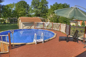 1310  Rhonda Way Above-Ground-Pool