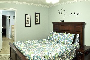 1310 Rhonda Way Master Bedroom