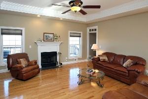 133 Inglenook Dr Taylorsville, KY 40071 Living Room