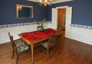 14004 Hickory Ridge Road Formal Dining Room