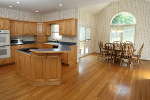 14004 Hickory Ridge Road Kitchen