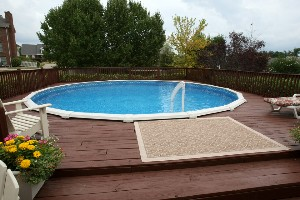 144 Branch Court Swimming Pool