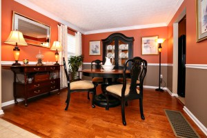 17510 Stallion Way Formal Dining Room