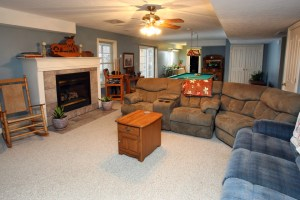 191 Nevin Basement Family Room
