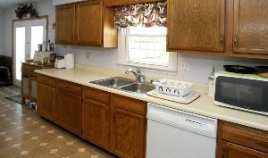205 Militia Drive Kitchen