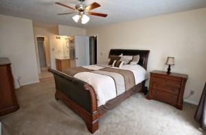 216 La Fontenay Ct Master Bedroom