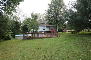 296 E Laurel River Dr Back of Home