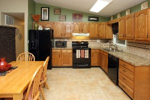 4013 Hillbrook Drive Kitchen