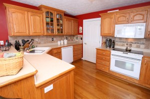 40 Benjamin Blvd Kitchen
