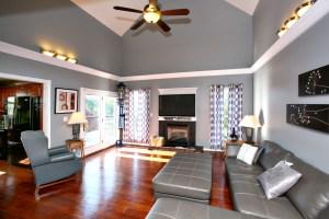 415 Oak Ridge Drive Great Room