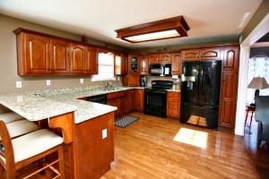 415 Oak Ridge Kitchen