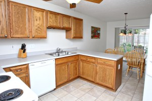 4304 Willowview Blvd Kitchen