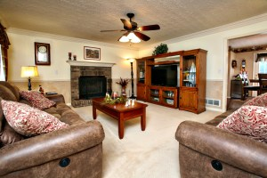 435 Stoneridge Drive Family Room