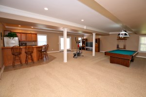 4425 Mansfield Estates Drive Basement