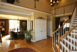 4808 Jolynn Wolf Way Foyer