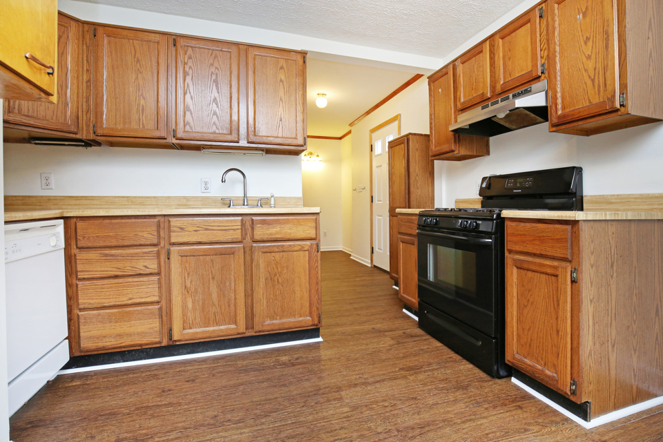 Kitchen of 4923 Lagoona Drive