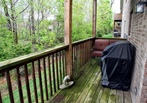 6003 Wooded Creek Dr Deck