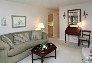 9408 Michael Edward Drive Living Room