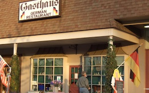 Gasthaus German Restaurant