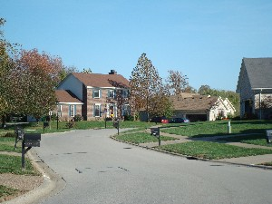 Hurstbourne Woods Neighborhood Louisville KY
