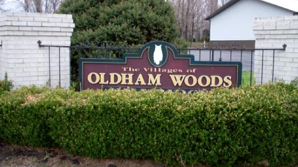 Oldham Woods