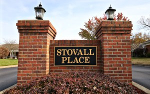 Stovall Place Louisville KY