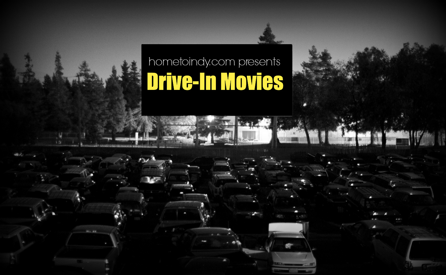 Indianapolis Drive In Theaters
