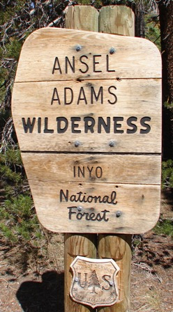 Ansel Adams Wilderness Area