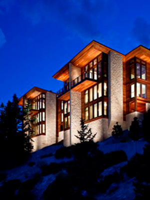 Mammoth Lakes Real Estate for Sale - Altis Slopeside Luxury Townhomes