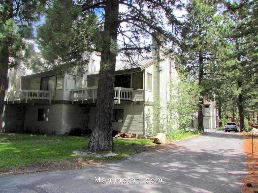 Nightly Rental Condo for Sale in Mammoth Lakes AirBNB