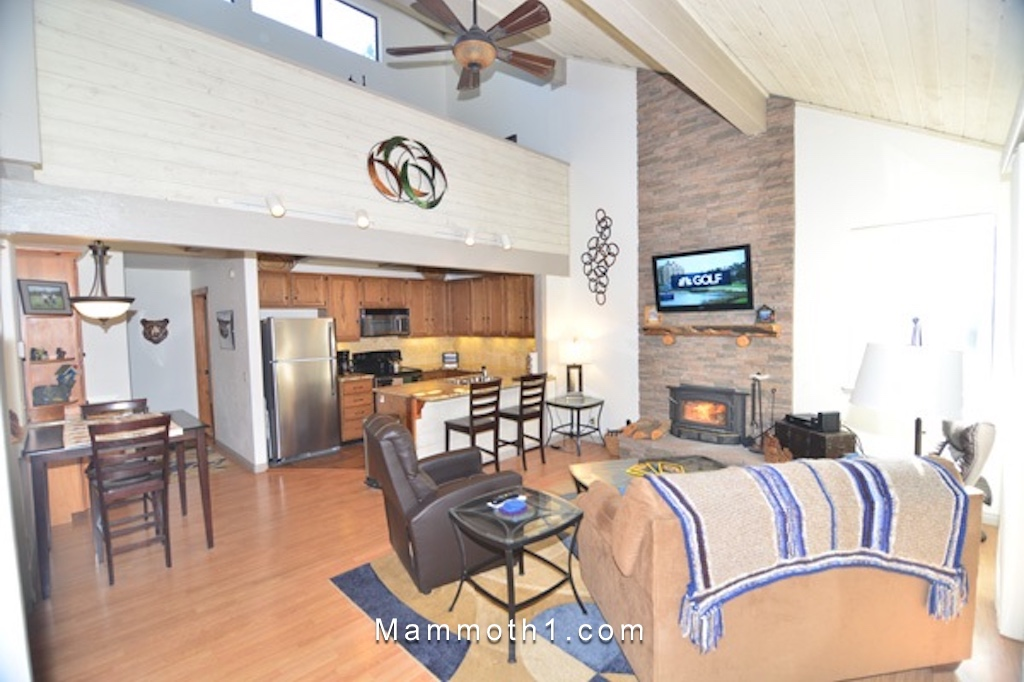 AirBNB Rental property in Mammoth Lakes for Sale condos