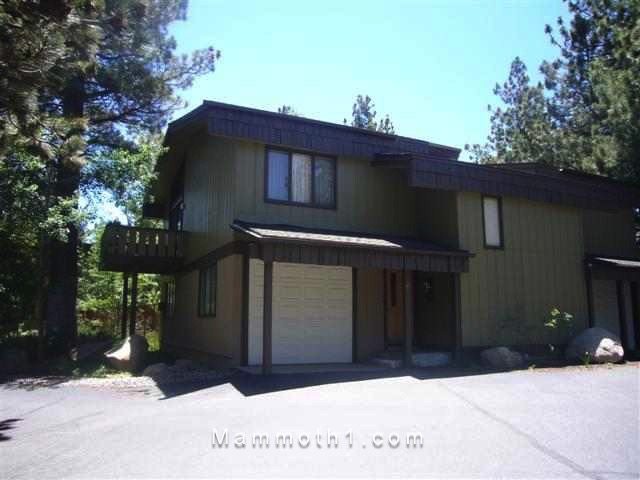 Townhomes for Sale Mammoth Lakes Realty Group Resort