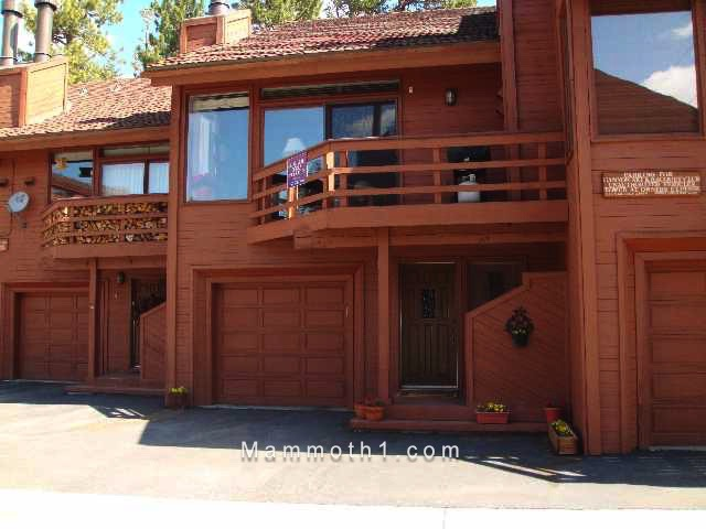 Mammoth Realty HOA Fees Condos for Sale in Mammoth Lakes