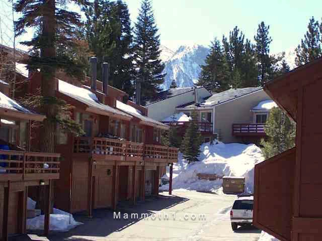 Rental Condo for Sale in Mammoth Lakes Mammoth Village