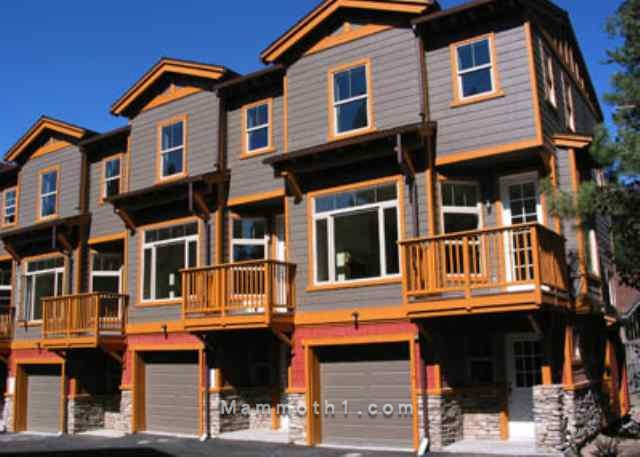 Mammoth Lakes New Townhomes for Sale Top Mammoth Realty