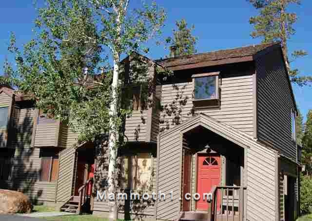 Forest Creek Condos for Sale in Mammoth Lakes Realty
